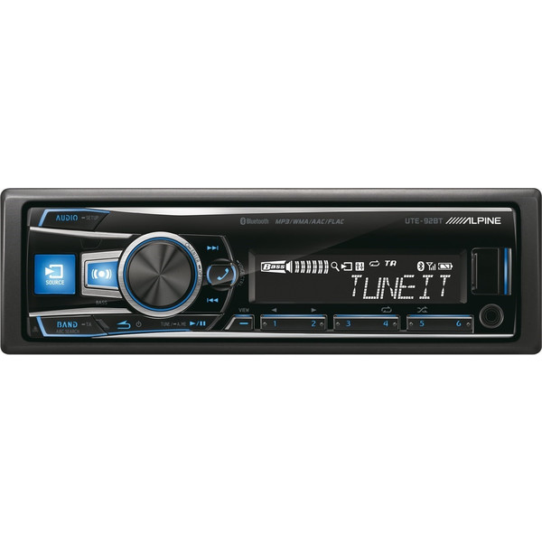 MP3 ресивер с Bluetooth - Alpine UTE-92BT