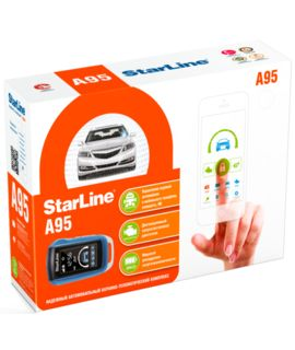 StarLine A95 BT 2CAN+2LIN