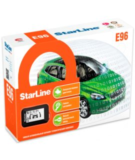 StarLine E96 BT GSM/GPS