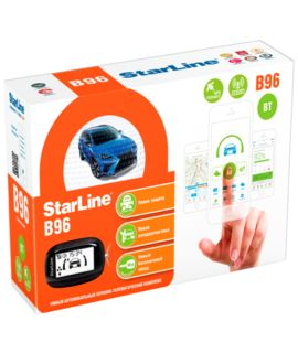 StarLine B96 BT 2CAN+2LIN GSM/GPS